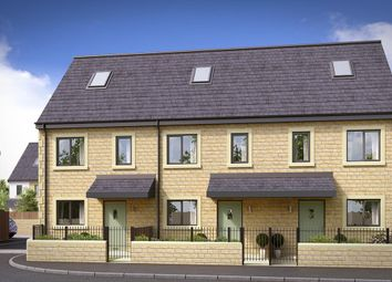 Thumbnail 3 bed town house for sale in Pilgrim Gardens, Market Street, Edenfield, Bury