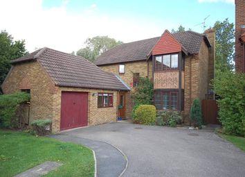 Thumbnail 4 bed detached house for sale in Clover Avenue, Bishop's Stortford