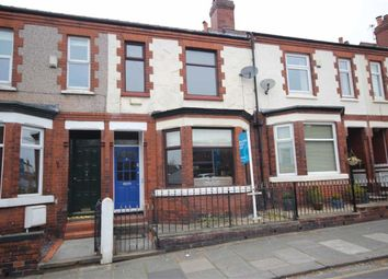 Thumbnail 3 bedroom terraced house for sale in Gordon Road, Eccles, Manchester