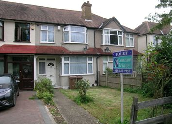 Thumbnail 2 bed terraced house to rent in Sandringham Road, Worcester Park