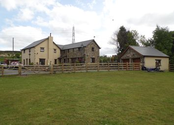 Thumbnail 5 bed farmhouse for sale in Twmballyn, Llanelly Hill, Abergavenny