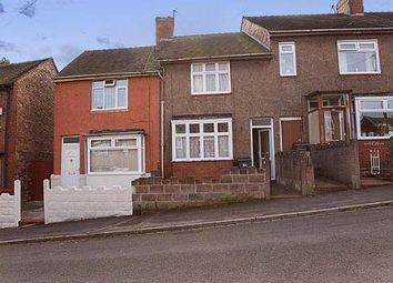 Thumbnail 2 bed terraced house to rent in Lockley Street, Stoke-On-Trent