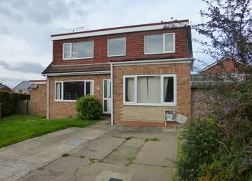 Thumbnail 4 bed detached house for sale in Mendip Road, Scunthorpe