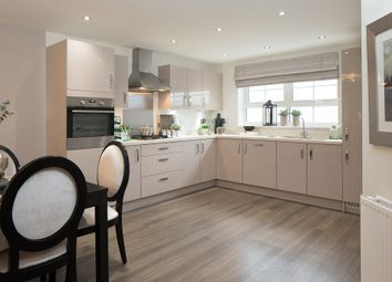 "Thumbnail 4 bed detached house for sale in ""Thornbury"" at Filter Bed Way, Sandbach"