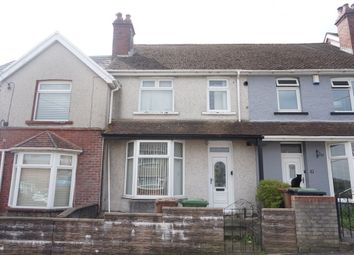 Thumbnail 3 bed terraced house for sale in Cefn Road, Blackwood, Caerphilly