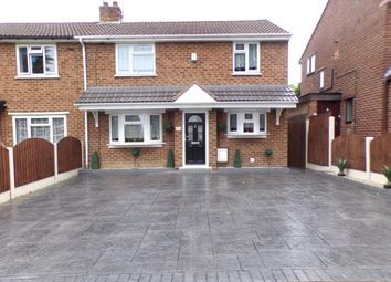 Thumbnail 3 bed end terrace house for sale in Lime Tree Road, Walsall, .
