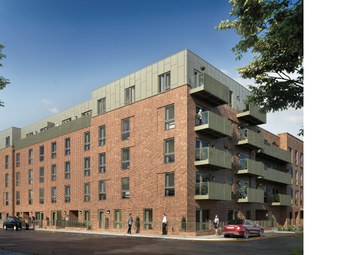 Thumbnail 1 bed flat for sale in Southampton Way, Camberwell, London