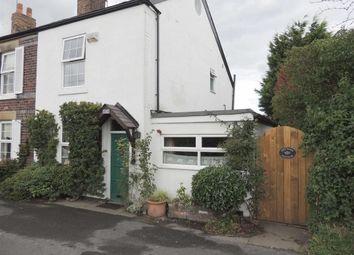 Thumbnail 2 bed end terrace house for sale in Threaphurst Lane, Hazel Grove, Stockport