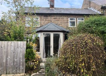 Thumbnail 3 bed cottage for sale in Nottingham Road, Tansley, Matlock