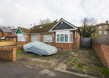 Thumbnail 2 bedroom bungalow for sale in Nightingale Lane, London