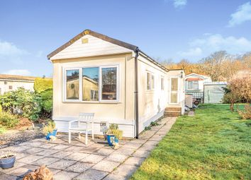 Thumbnail 1 bed mobile/park home for sale in Warren Park, Boxhill Road, Tadworth