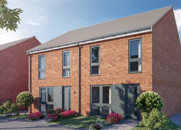 Thumbnail 3 bed semi-detached house for sale in The Old Bowling Green, Acomb, York, North Yorkshire