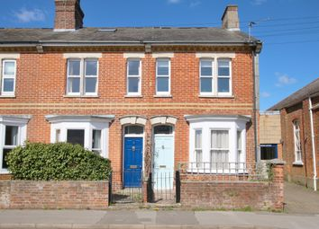 Thumbnail 3 bed end terrace house for sale in Emsworth Road, Lymington, Hampshire