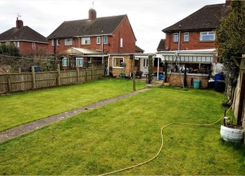 Thumbnail 3 bed semi-detached house for sale in Coronation Avenue, Peterborough