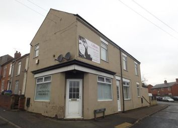 Thumbnail 2 bed end terrace house for sale in John Street, Clay Cross, Chesterfield, Derbyshire