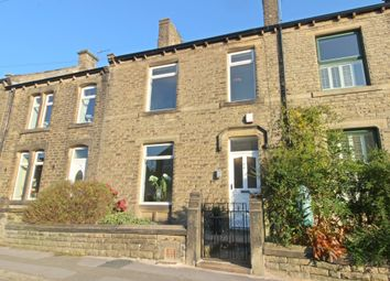 Thumbnail 3 bed terraced house for sale in Mill Moor Road, Meltham, Holmfirth