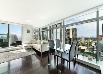 Thumbnail 2 bed flat to rent in West Tower, Pan Peninsula Square, Canary Wharf