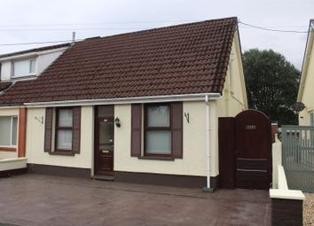 Thumbnail 2 bed semi-detached bungalow for sale in Tycroes Road, Tycroes, Ammanford