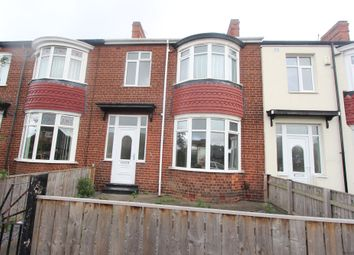 Thumbnail 3 bed terraced house for sale in Neasham Road, Darlington