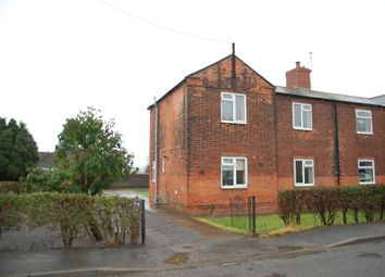 Thumbnail 2 bed semi-detached house to rent in Station Road, Gunness, North Lincolnshire