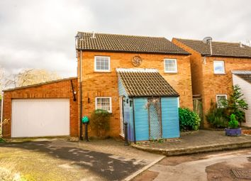 Thumbnail 3 bed detached house for sale in Longcross, Milton Keynes
