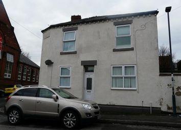 Thumbnail 2 bedroom end terrace house for sale in Upper Bainbrigge Street, Derby, Derbyshire