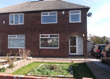 Thumbnail 3 bed semi-detached house to rent in Parkhill Close, Bradford