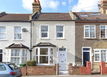 Thumbnail 3 bed terraced house for sale in Vale Road, Sutton