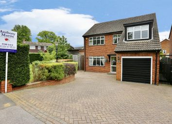 Thumbnail 4 bed detached house for sale in Glenhurst Avenue, Bexley