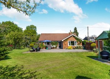 Thumbnail 3 bed detached bungalow for sale in East Cottingwith, York