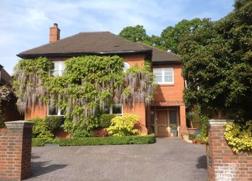 Thumbnail 6 bed detached house for sale in Lodge Close, Englefield Green, Egham