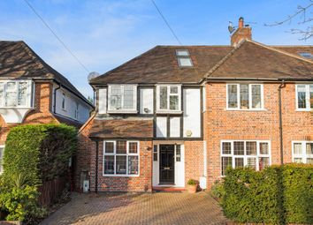 Thumbnail 5 bedroom semi-detached house to rent in Arundel Road, Kingston Upon Thames