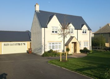 Thumbnail 4 bed detached house to rent in Gretton Road, Winchcombe, Cheltenham