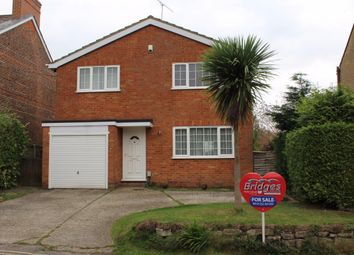 Thumbnail 3 bedroom detached house for sale in Upper Weybourne Lane, Farnham