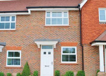 Thumbnail 2 bedroom terraced house to rent in Scholars Walk, Highwood, Horsham