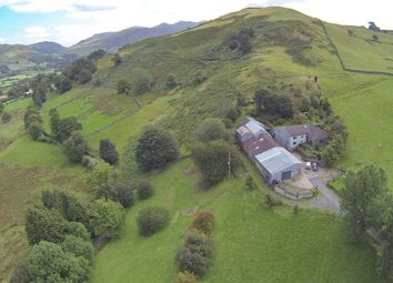 Thumbnail 7 bed detached house for sale in Crag End Farm, Rogerscale, Cockermouth, Cumbria