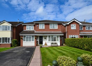 Thumbnail 5 bed detached house for sale in Harding Road, Burscough, Ormskirk