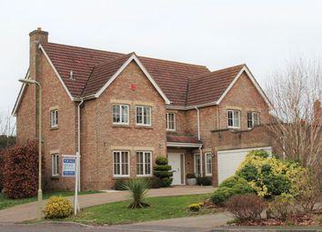 Thumbnail 5 bed detached house for sale in Danehurst Place, Locks Heath, Southampton