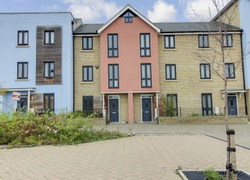 Thumbnail 3 bed terraced house to rent in Station Square, St. Neots