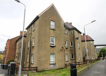 Thumbnail 3 bed flat for sale in Stuart Street, Old Kilpatrick, Glasgow