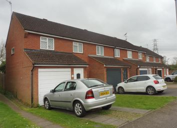 Thumbnail 3 bed end terrace house for sale in Brookside Road, Watford