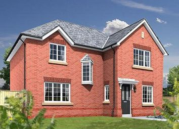 Thumbnail 4 bedroom detached house for sale in The Paddocks, Sandy Lane, Higher Bartle, Preston
