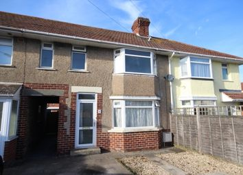 Thumbnail 4 bedroom terraced house for sale in Fairfax Road, Bridgwater