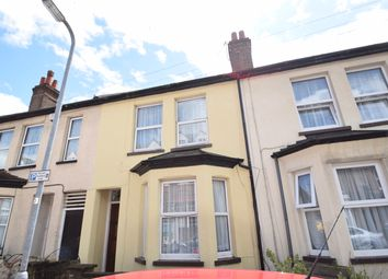 Thumbnail 3 bed terraced house to rent in Percy Road, Watford