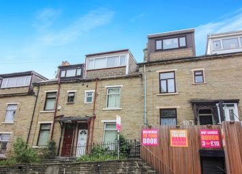 Thumbnail 4 bedroom terraced house for sale in Great Horton Road, Great Horton, Bradford