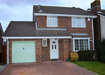 Thumbnail 3 bed property to rent in Hambleton Close, Eastbourne