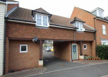 Thumbnail 2 bed flat to rent in Mallard Crescent, Iwade, Sittingbourne