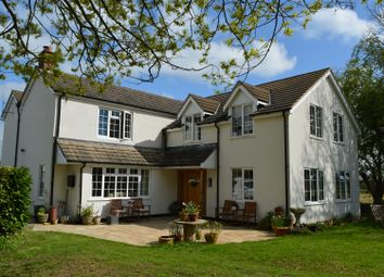 Thumbnail 4 bed detached house for sale in Redwith Lane, Morton, Oswestry