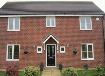 Thumbnail 5 bedroom detached house for sale in Buchanan Close, Banner Brook Park, Coventry