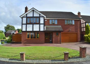 Thumbnail 5 bed detached house for sale in Daisy Lane, Alrewas, Staffordshire